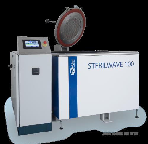 Sterilwave 100 | Compact medical waste management